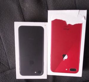 Iphone8plus and iphone 7 both for $700 for Sale in College Park, GA