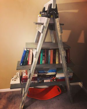Ladder bookcase for Sale in Naperville, IL