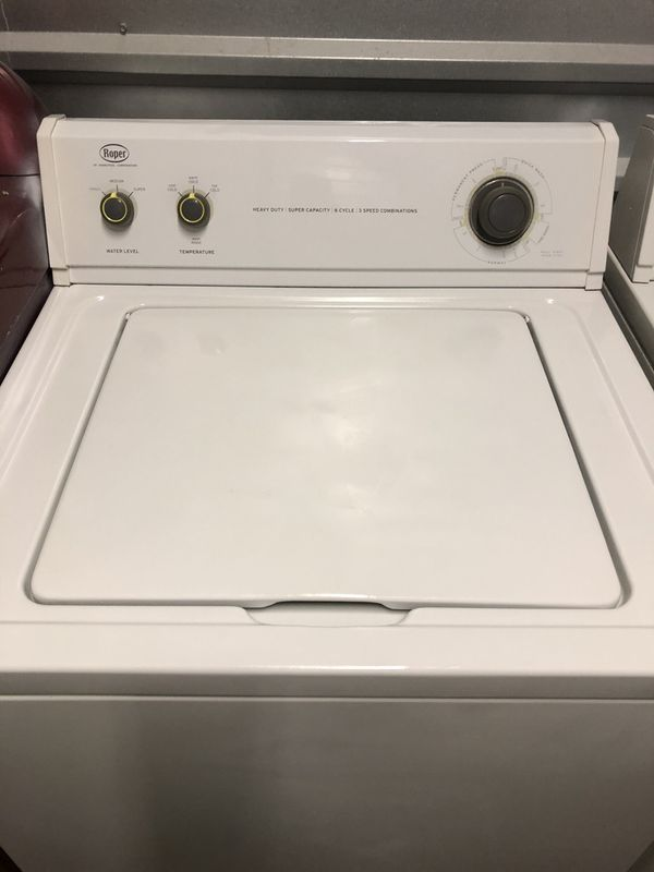 Great working condition large capacity washers ( warranty )