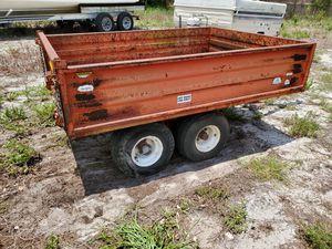 King Kutter 4x6 Nursery dump trailer for Sale in Coral Springs, FL