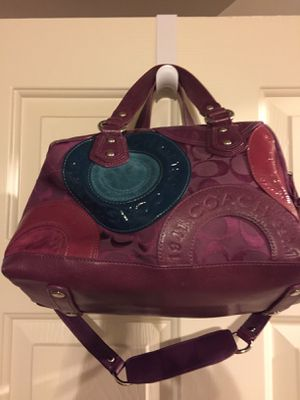 Authentic coach bag for Sale in Bowie, MD