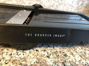 Sharper Image 3 in 1 Adjustable Mandolin Vegetable Slicer New for Sale in Glendale, CA