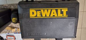 Dewalt set 14.4v for Sale in Winter Haven, FL