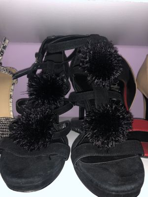 Michael kors black shoes for Sale in Miami, FL