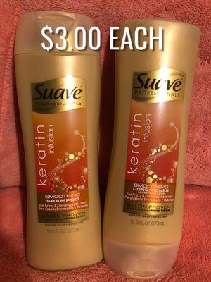 Suave Shampoo & Conditioner for Sale in Oak Park, IL