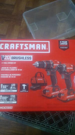 Craftsman 2-Tool Combo Kit for Sale in Hayward, CA