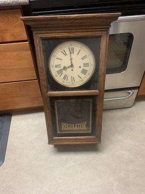 Vintage Howard miller clock for Sale in Portland, OR