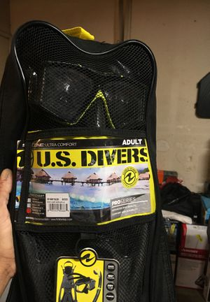 Us divers snorkel for Sale in Riverside, CA