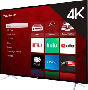 "65"" TCL Roku smart TV for Sale in Buena Park, CA"