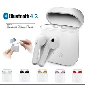 Wireless Bluetooth Mini Earbuds w/ Charging Box and Cable for Sale in Murfreesboro, TN