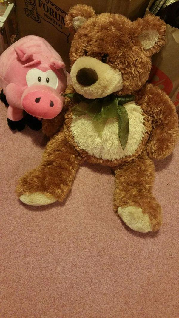 Pig and Bear