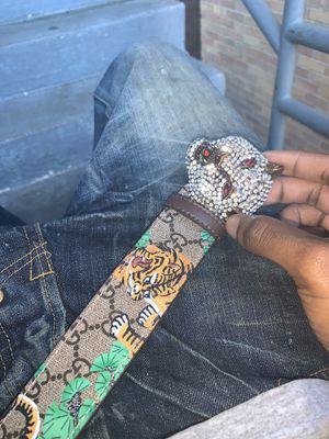 Gucci belt for Sale in West Covina, CA