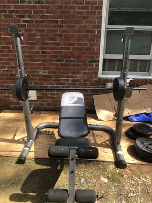 Workout Bench for Sale in Monroe, NC