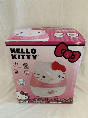 Brand New Hello Kitty Cool Mist Humidifier for kids for Sale in Fresno, CA