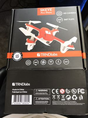 Drone with HD Camera. Brand new for Sale in Atlanta, GA