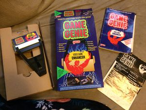 Nintendo - NES Game Genie for Sale in Payson, AZ