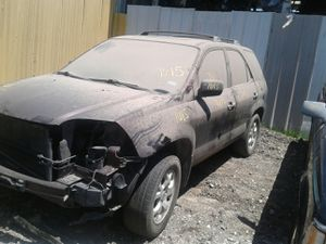 2001 ACURA MDX---- FOR PARTS ONLY // PARTES SOLAMENTE #7615 for Sale in Mesquite, TX