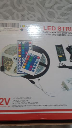 2 boxes of led strip welder for Sale in Takoma Park, MD