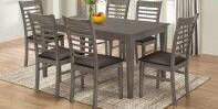 7pcs dining set for Sale in Ontario, CA