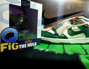 off white, jordan, dunk package special for Sale in Santa Clara, CA