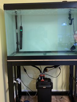 Fish tank and full equipments for Sale in Tampa,  FL