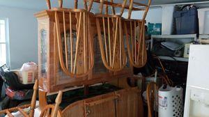 Oak dining Room set for Sale in Westampton, NJ