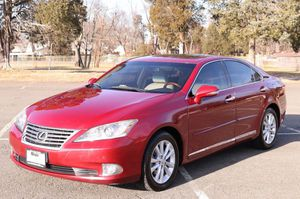 2011 Lexus ES with low miles! Must see. Runs excellent for Sale in Centreville, VA