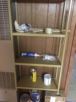 Metal shelf for Sale in Rolling Meadows, IL