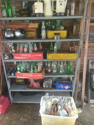 Antique crates and bottles for Sale in Gastonia, NC