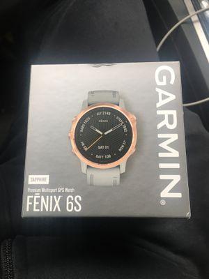 FENIX 6S (SAPPHIRE) for Sale in Sugar Land, TX