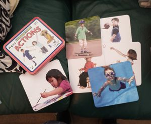 Photo Action Language Cards for Sale in Novato, CA