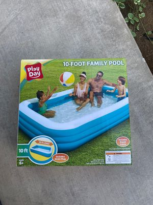 Play Day 10foot Pool for Sale in Herndon, VA