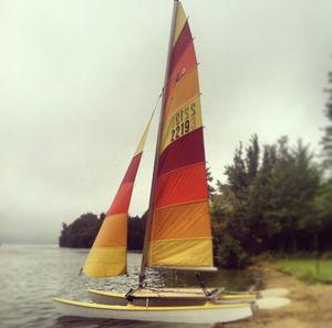 Catamaran sail boat for Sale in Pittsburgh, PA