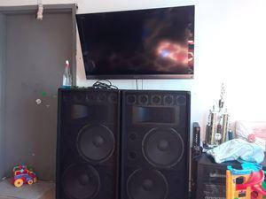 Son bosinas para grupo o sonido for Sale in Northbrook, IL