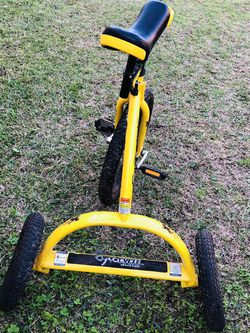 Cyco Cycle 20-Inch Tricycle Unicycle for Sale in Spring,  TX