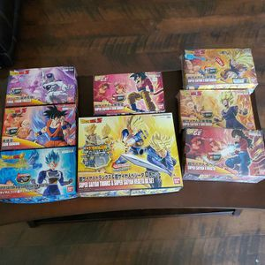 Dragonball Z Figure- Rise Lot for Sale in National City, CA