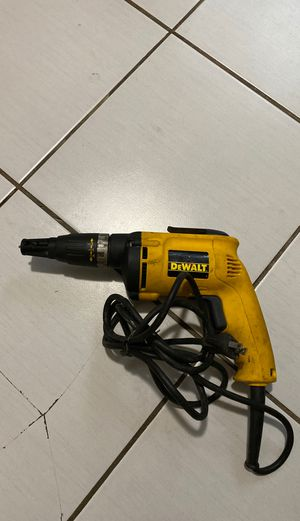 De Walt electric drill model dw251 for Sale in Evanston, IL