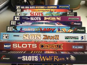 Computer CD-Rom & DVD-Rom Slot Machine Games for Sale in Hagerstown, MD