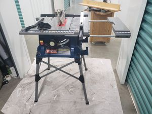 New table saw in arleta ca for Sale in Los Angeles, CA