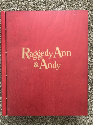 Raggedy Ann and Andy for Sale in Columbia, MD
