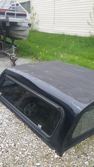 full size truck camper shell for Sale in Indianapolis, IN