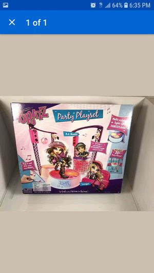 Bratz Doll Party Playset for Sale in Kissimmee, FL