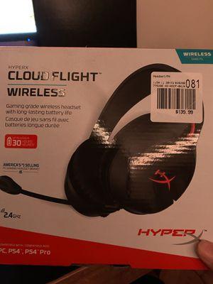 Cloud flight wireless headphones for Sale in Fairfax, VA