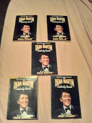 5 Dean Martin Celebrity Roasts DVD Set, Brand New for Sale in Wichita, KS
