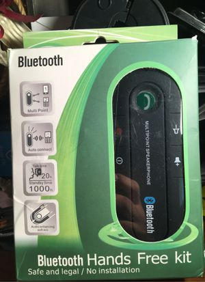 Car kit.. bluetooth hands free kit NEW for Sale in Buena Park, CA
