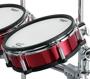ROLAND V-drums red shell wrap package. for Sale in Jurupa Valley, CA