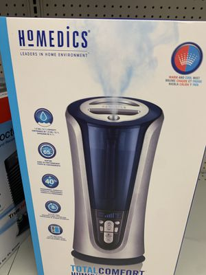 Homedics warm and cool mist humidifier for Sale in Aurora, IL
