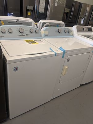 Whrilpool Washer and Dryer Gas. Available 🏦 for Sale in San Bernardino, CA