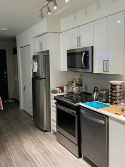 New Studio In A Brand New Building for Sale in Seattle,  WA