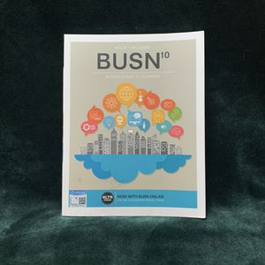 BUSN (with BUSN Online Printed Access Card) for Sale in Los Angeles, CA
